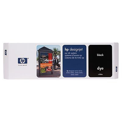 HP Black Ink Cartridge C1806A