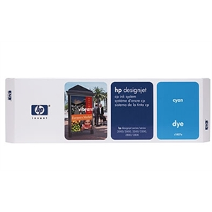 HP Cyan Ink Cartridge C1807A