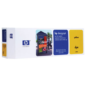 HP Yellow Ink Cartridge C1809A