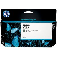 HP 727 Matte Black DesignJet Ink Cartridge C1Q12A