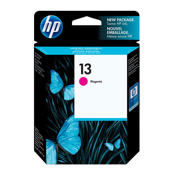 HP 13 Magenta Ink Cartridge C4816A