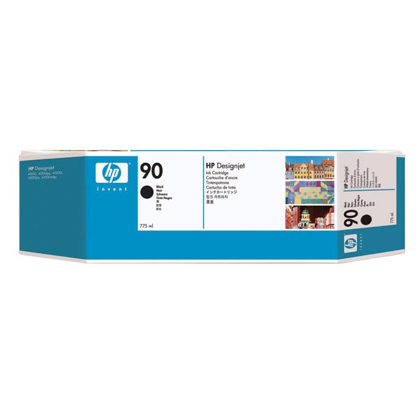 HP 90 Black Ink Cartridge C5059A