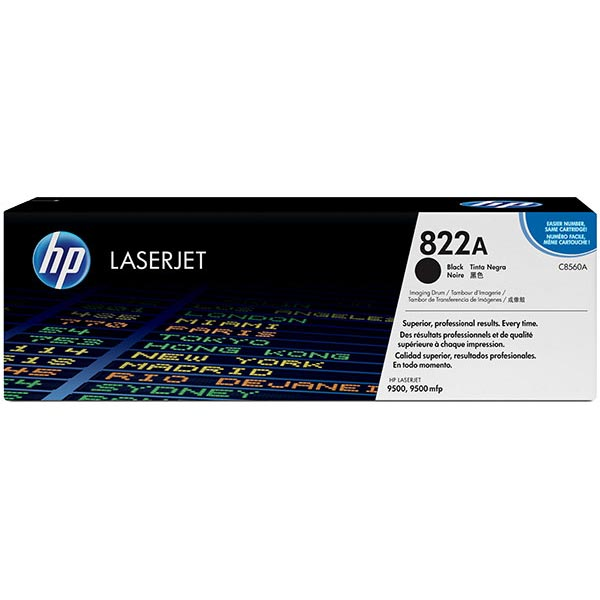 HP 822A Black Image Drum C8560A