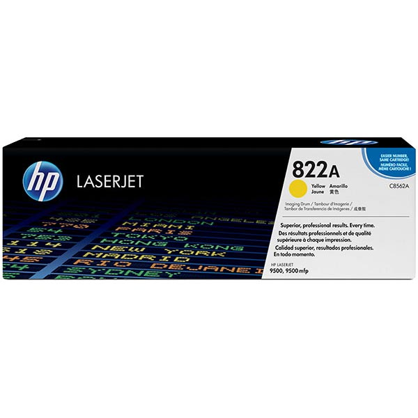HP 822A Yellow Image Drum C8562A