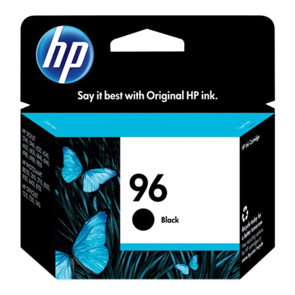 HP 96 Black Ink Cartridge C8767WN
