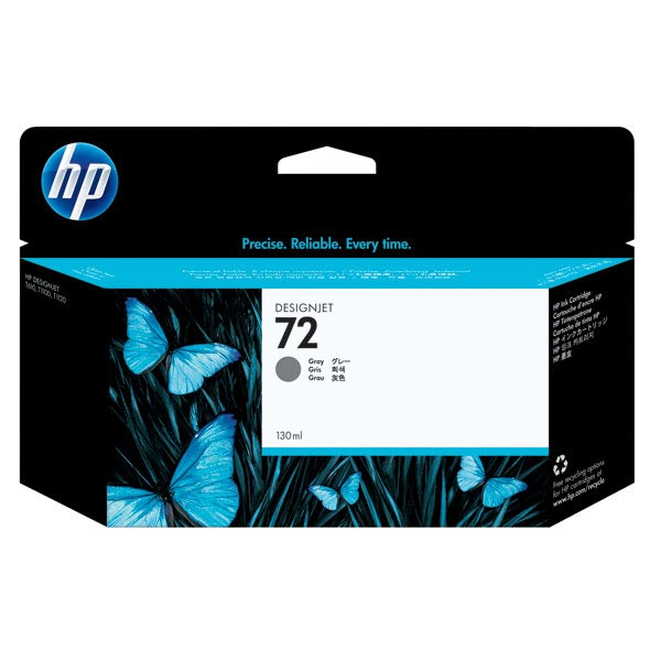 HP 72 Grey High Yield Ink Cartridge C9374A