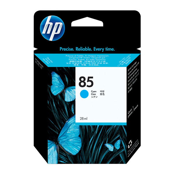 HP 85 Cyan Ink Cartridge C9425A