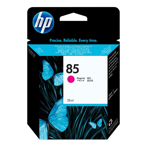 HP 85 Magenta Ink Cartridge C9426A