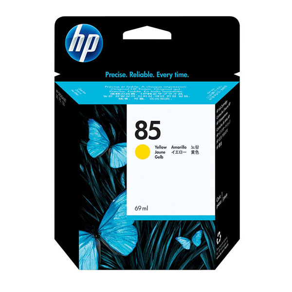 HP 85 Light Cyan Ink Cartridge C9428A
