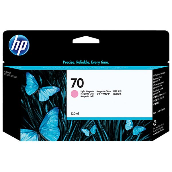 HP 70 Light Magenta Ink Cartridge C9455A