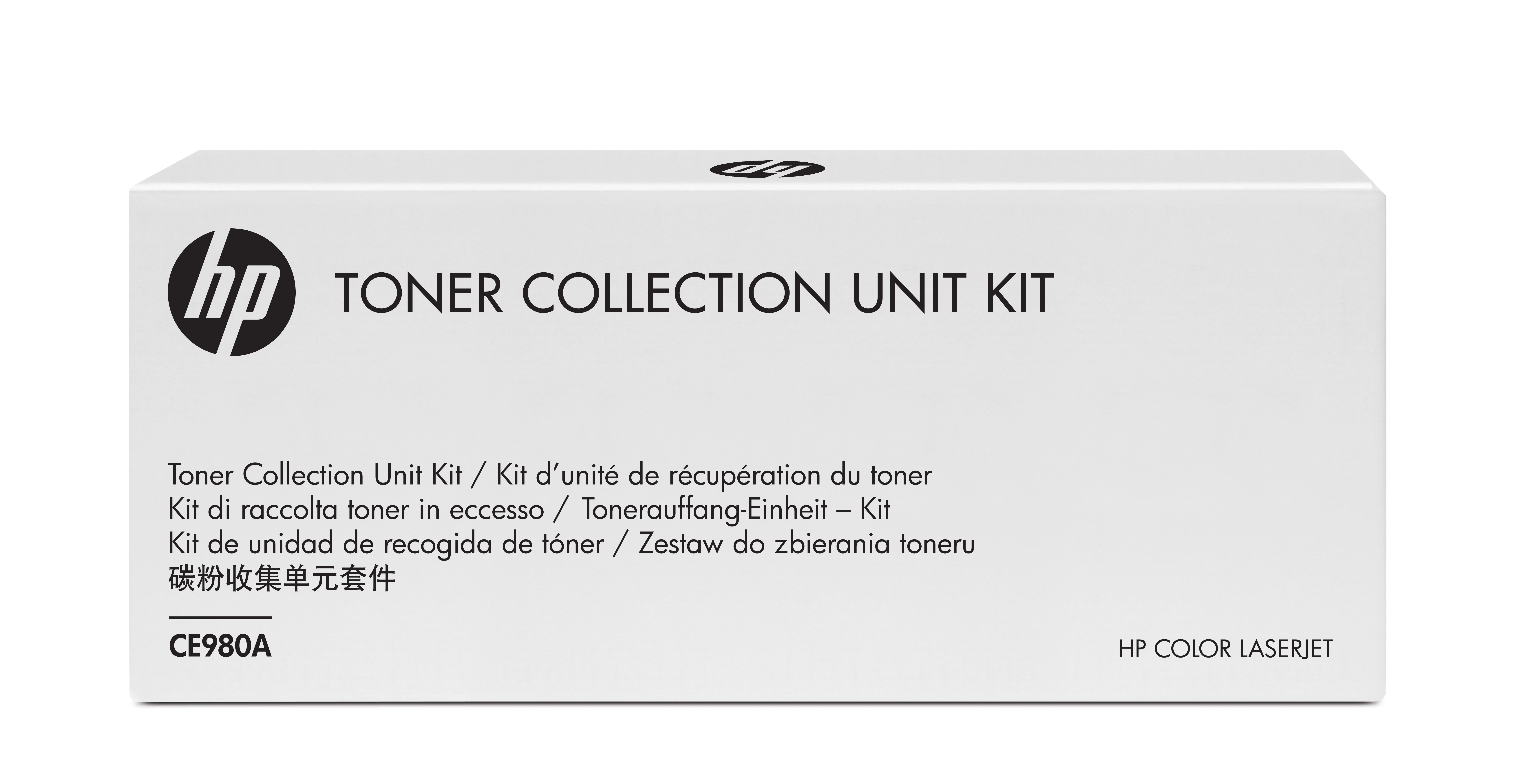HP Toner Collection Unit CE980A