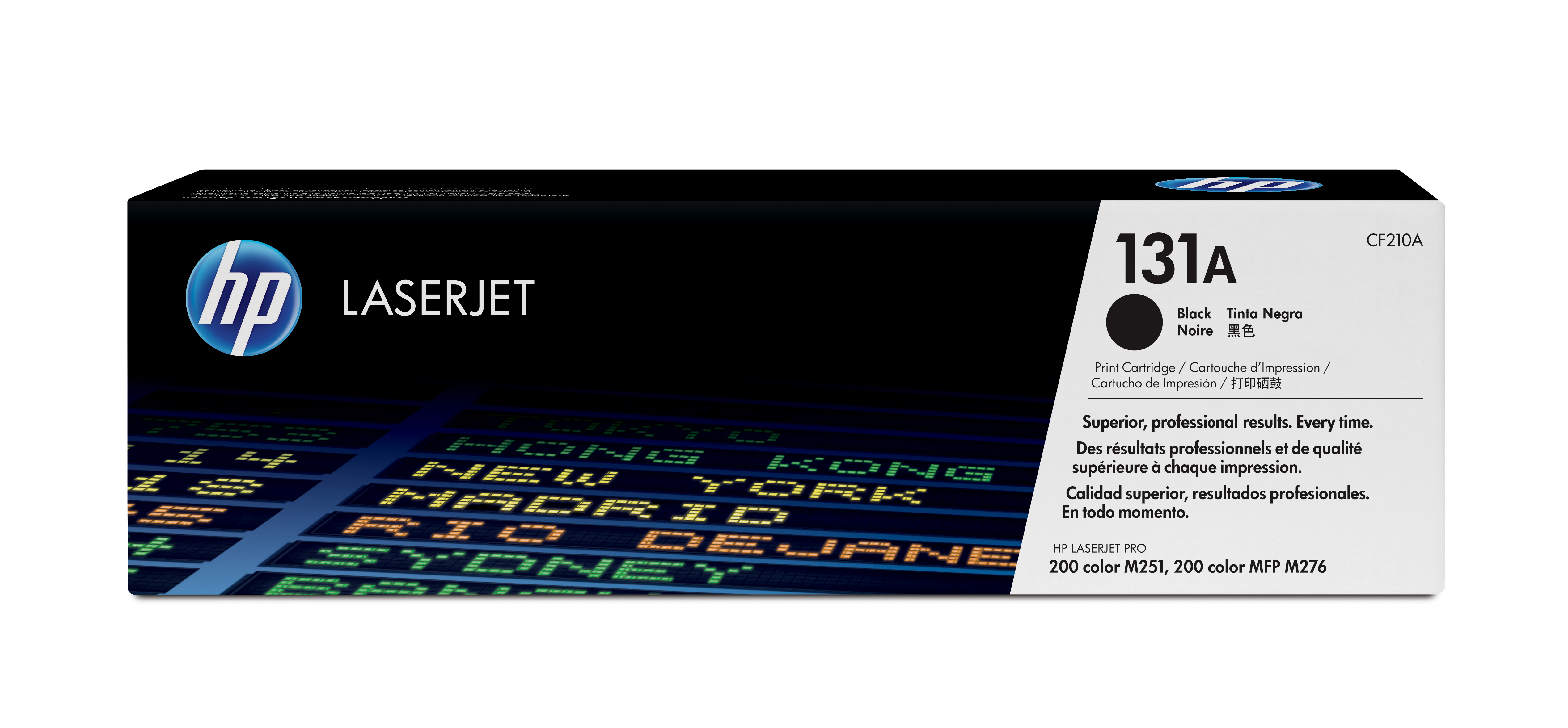 HP 131A Black Toner Cartridge CF210A
