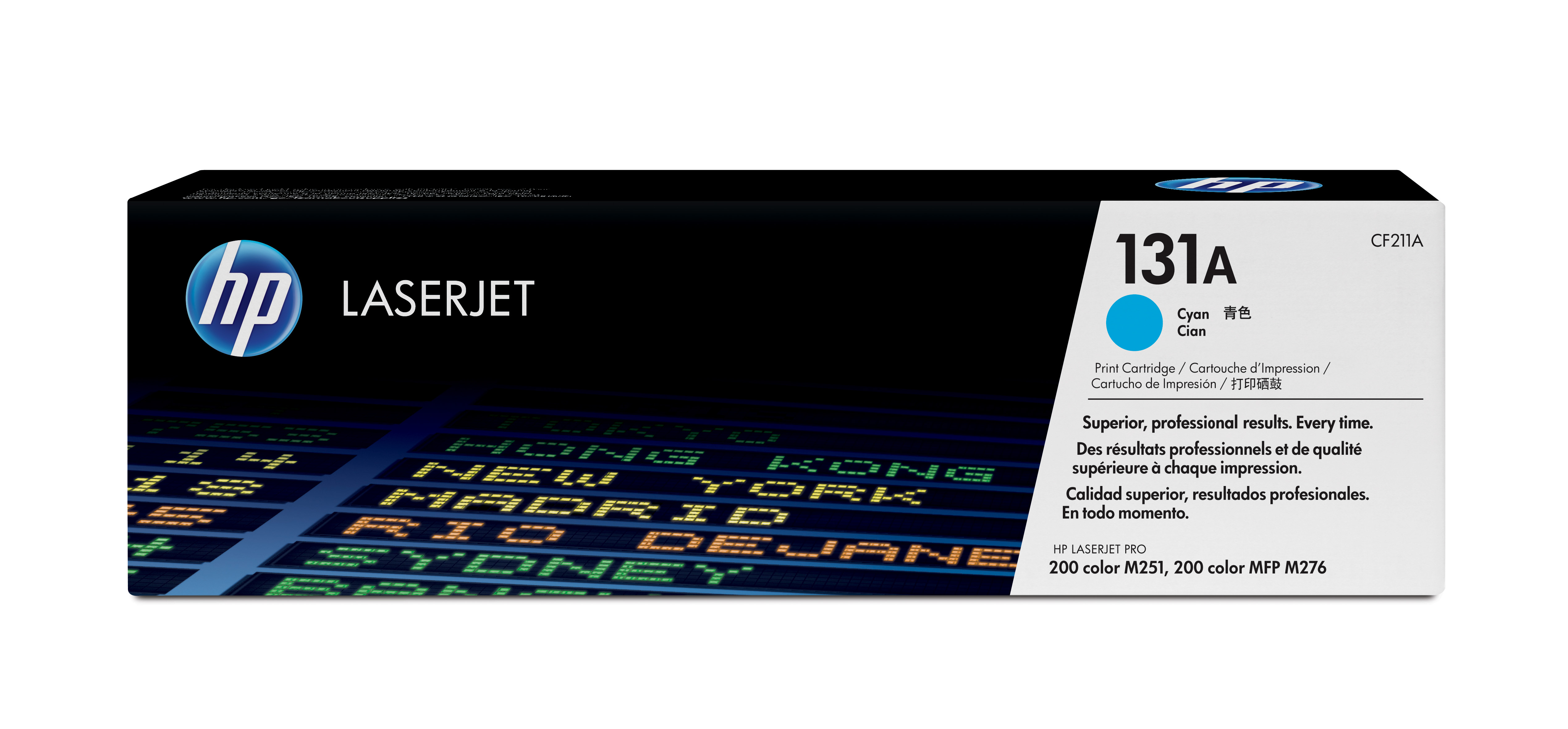 HP 131A Cyan Toner Cartridge CF211A