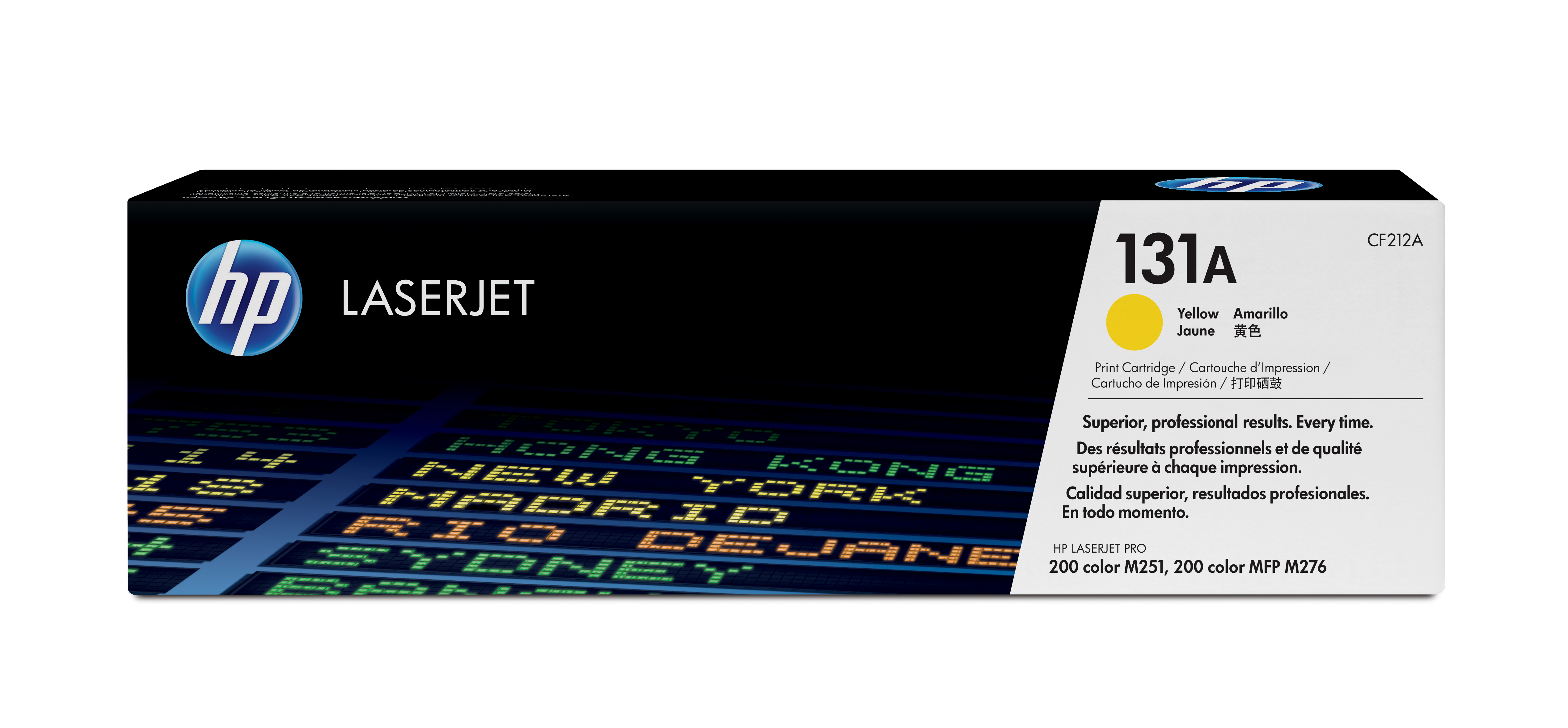 HP 131A Yellow Toner Cartridge CF212A