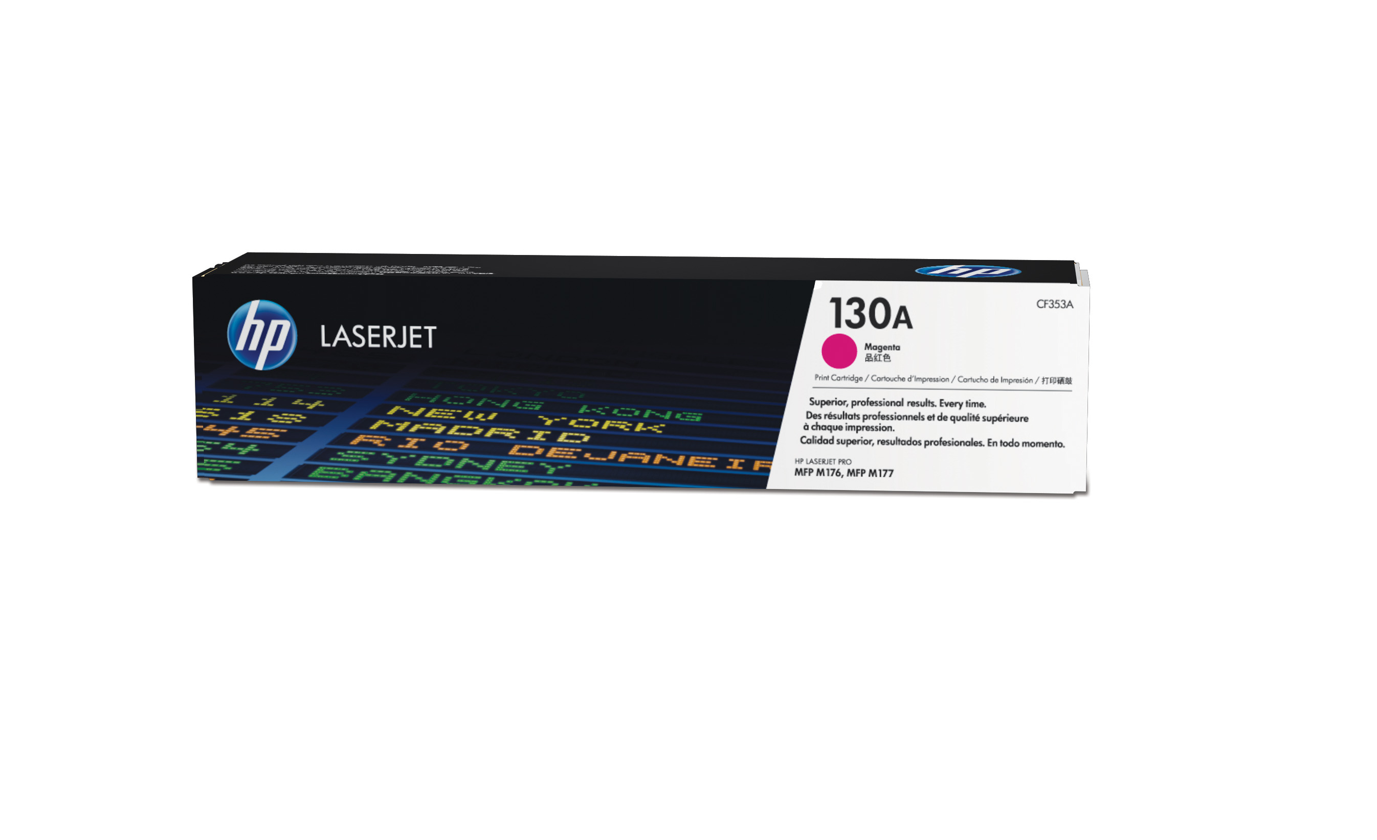 HP 130A Magenta Toner Cartridge CF353A