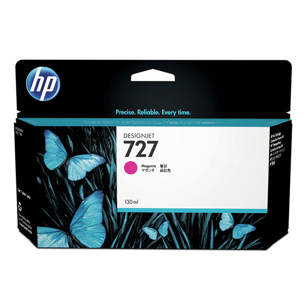 HP 727 Magenta DesignJet Ink Cartridge F9J77A