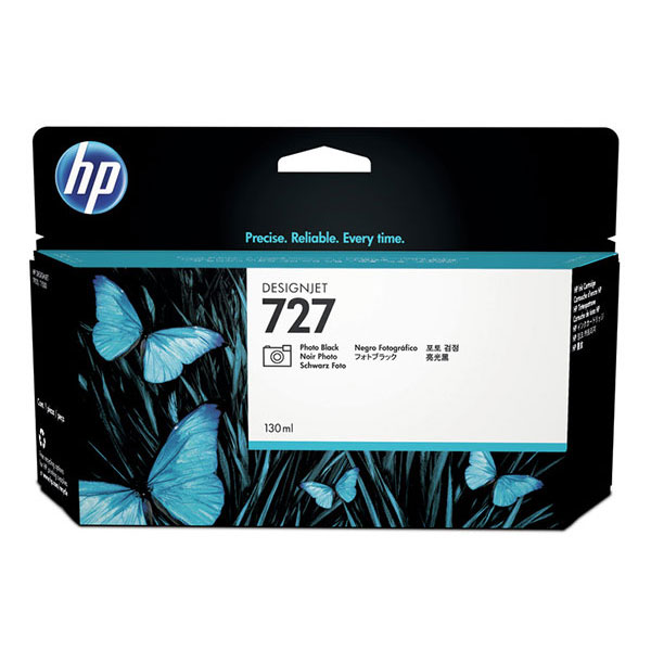 HP 727 Gray DesignJet Ink Cartridge F9J80A